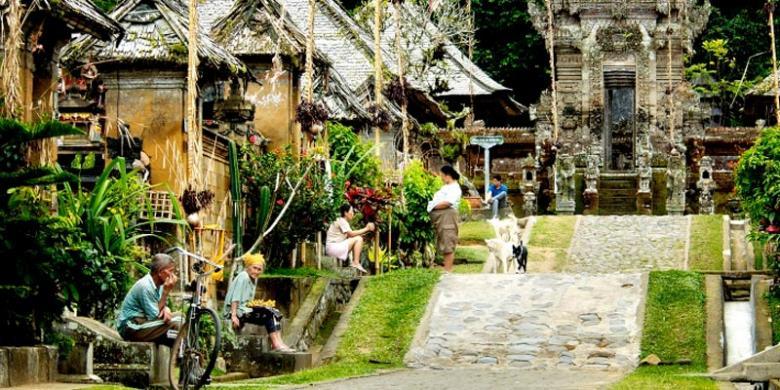 Saatnya Kunjungi Desa Penglipuran