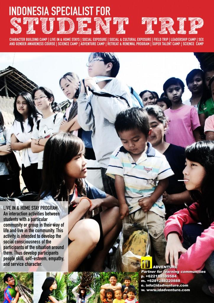 Student Trip Indonesia to Jogjakarta